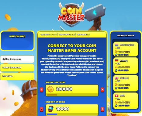 The Modded Applications For Coin Master