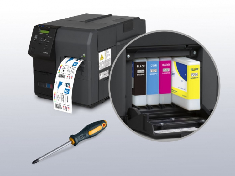 Epson Colour Works Tag Tools - Epson Colour Tag Tools