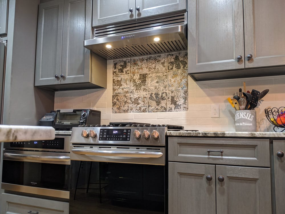 The key of Successful Ductless Range Hood