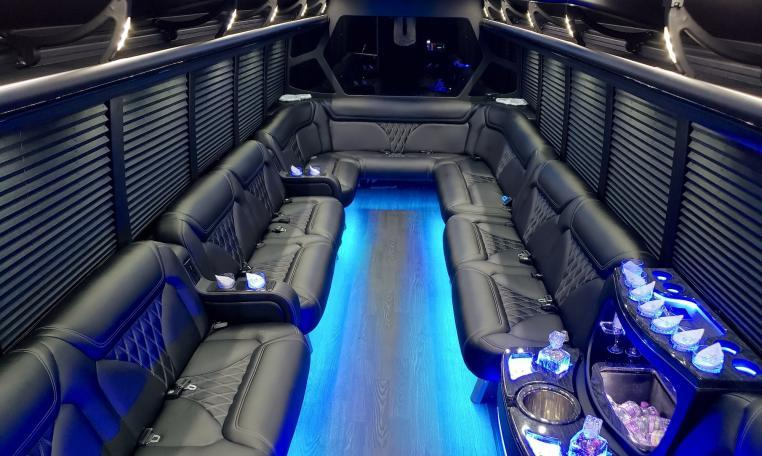 The Importance of Serving Cold Water in a Limo
