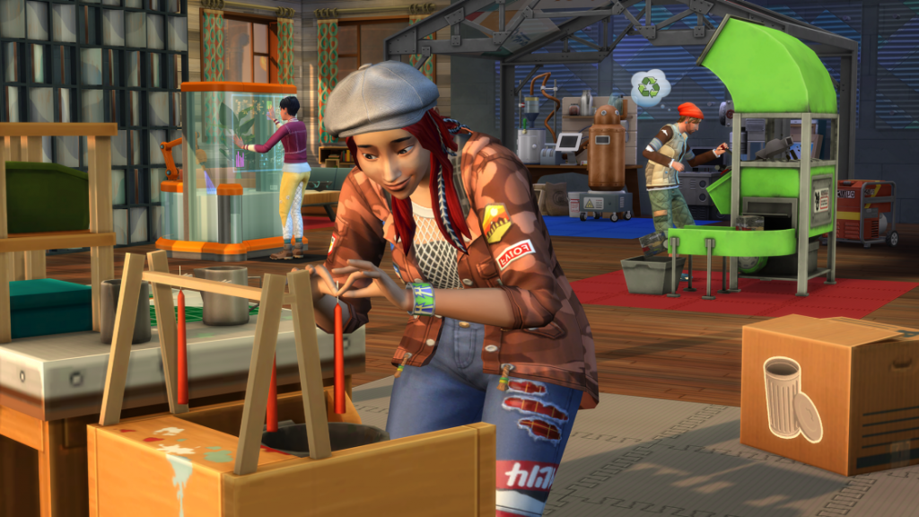 Sims 4 Make certain to take a look at all their mods
