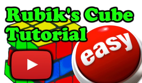 The Way To Solve A Rubik's Cube
