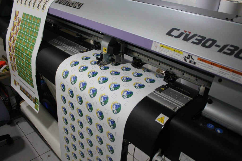 Prevent The Mistakes In Sticker Printing Visual Artwork