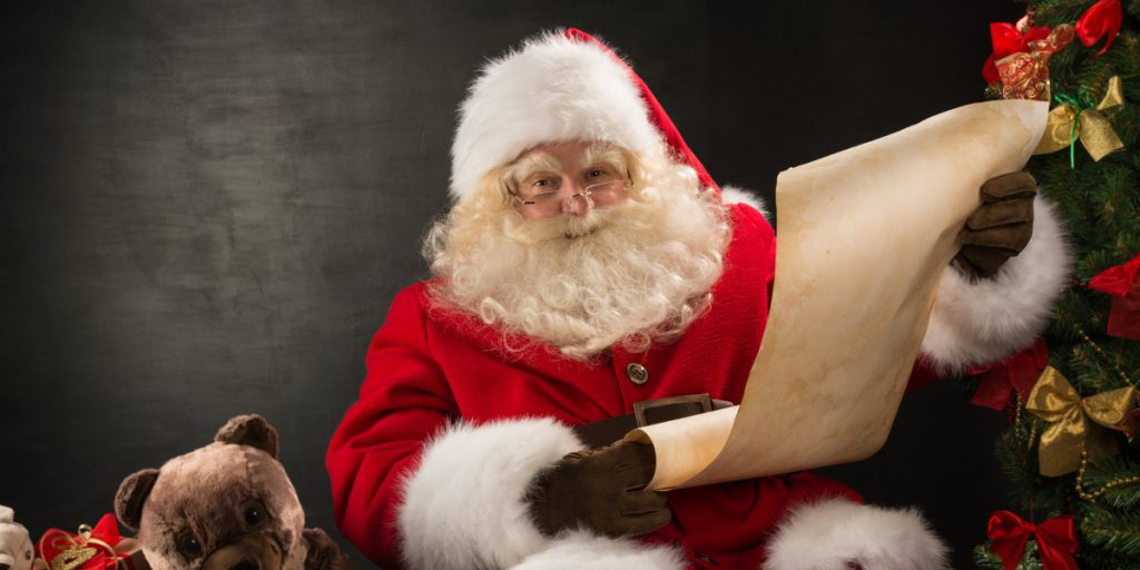 What Are Santa Letter